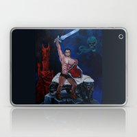 Adventures In Avaland  Laptop & iPad Skin