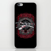 Rogue Leader iPhone & iPod Skin