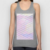 Re-Created Vertices No. … Unisex Tank Top