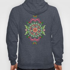 Folk Art Medallions On I… Hoody