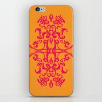 Creamsicle - Pink iPhone & iPod Skin