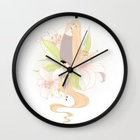 Rapunzel 2 Wall Clock