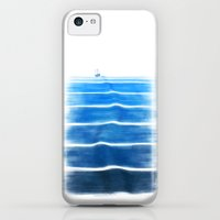 iPhone 5c Cases featuring sea trip by Darthdaloon
