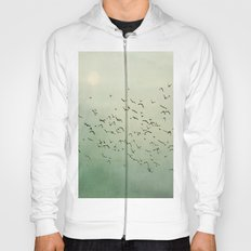 Over the Mountain Tops Hoody