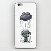 Pouring iPhone & iPod Skin