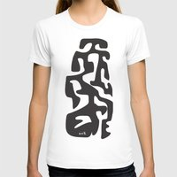Nature, the language of the Creator       [CALIGRAPHY]  Womens Fitted Tee White SMALL