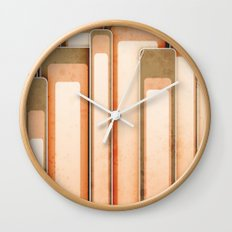 Time For A Little Retro. Wall Clock