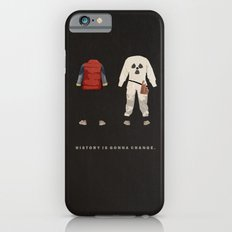 Back to the Future iPhone 6 Slim Case