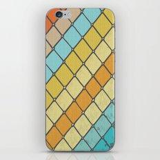 Fish Aqua Print iPhone & iPod Skin