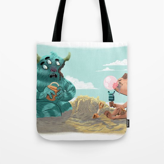 Death of the Imagination Tote Bag