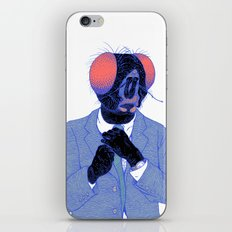 The Fly iPhone & iPod Skin