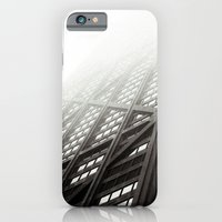 iPhone & iPod Case featuring Chicago Hancock Tower by deepak sobti | Photography