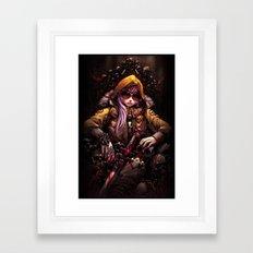 IMDH Framed Art Print