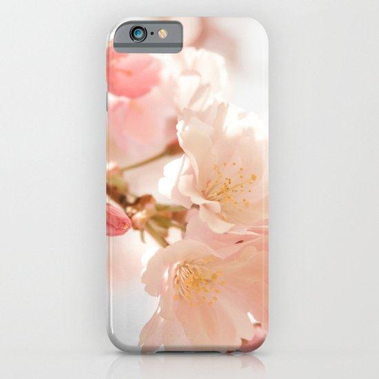 Cherry Bokeh iPhone & iPod Case