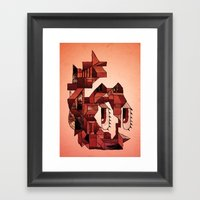 Sofia! Framed Art Print