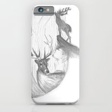 Stag and man iPhone 6s Slim Case