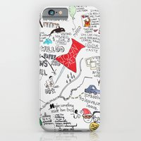 iPhone & iPod Case featuring Paper towns, John Green by Natasha Ramon