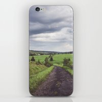 Road to nonexistent village iPhone & iPod Skin