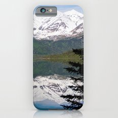 Mountain Reflection with Lone Pine iPhone 6 Slim Case