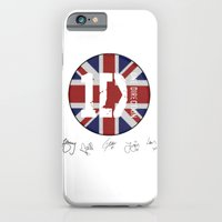 iPhone & iPod Case featuring so british by Taylor St. Claire