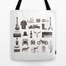 The Desert Rocker Kit Tote Bag