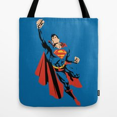 DC - Superman Tote Bag