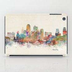 kansas city missouri iPad Case