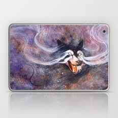 Borealis Wolf Laptop & iPad Skin