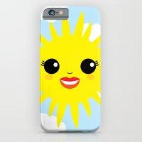 Good Morning Sunshine iPhone 6 Slim Case