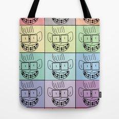 Pixel Geek Tote Bag