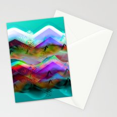 Ocean-Race  no21 Stationery Cards
