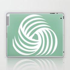 wirbelnde sonne Laptop & iPad Skin