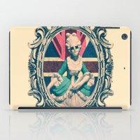 Bourgeoisie Woman iPad Case