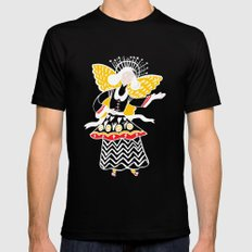 Hark SMALL Mens Fitted Tee Black