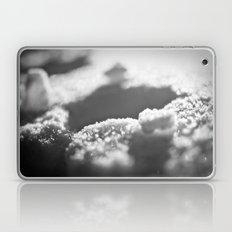 Snow Black and White Laptop & iPad Skin