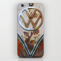 Rusty VW iPhone & iPod Skin