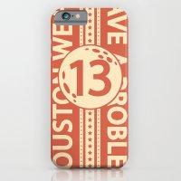 Houston We Have a Problem iPhone 6 Slim Case