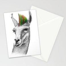 Llamahawk Stationery Cards