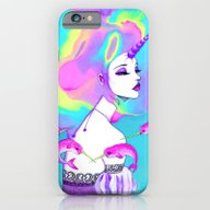 iPhone & iPod Case featuring Lady Amalthea by Leilani Joy