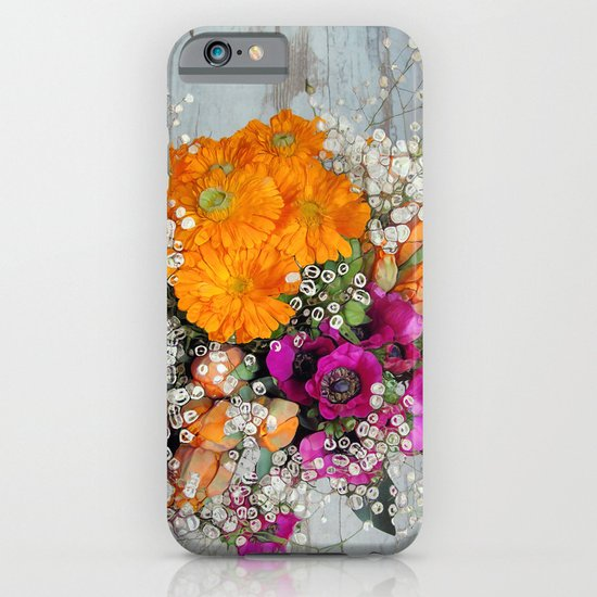 Funky Floral iPhone & iPod Case