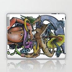 Crazy 4 Music - Mr.Klevra Laptop & iPad Skin