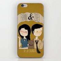 Franny & Zoooey iPhone & iPod Skin