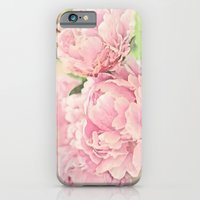 Pink Peonies iPhone 6 Slim Case