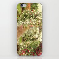 Promise Me A Rose Garden iPhone & iPod Skin