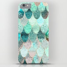 SUMMER MERMAID iPhone 6s Plus Slim Case