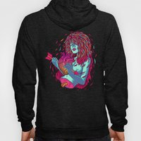 Shot through the heart Hoody