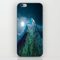 Night Mountains No. 21 iPhone & iPod Skin