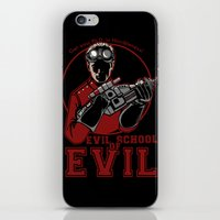 Dr. Horrible's Evil School of Evil iPhone & iPod Skin