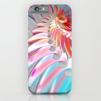 iPhone & iPod Case featuring Angel Wings by ArtPrints