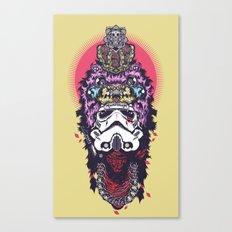 Apache Storm Trooper Canvas Print